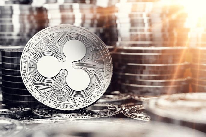 Ripple coin to represent cryptocurrency Class Action